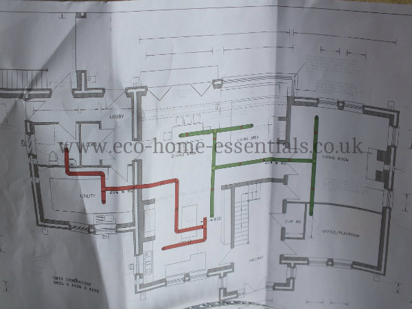 All the different things you should be aware of when having a heat recovery system fitted.