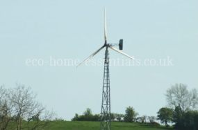 Residential wind power