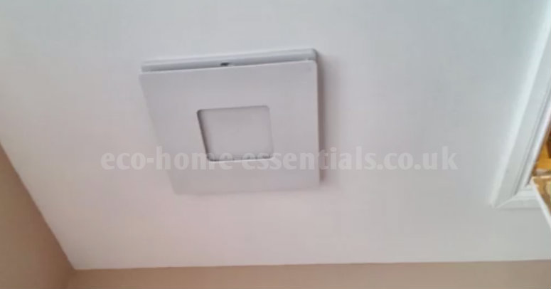 Positive Ventilation Ceiling Grill