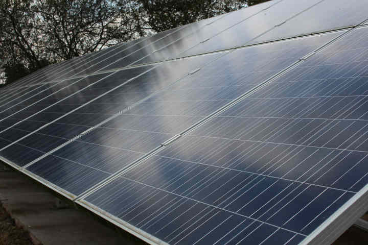 how to make solar panel for home use