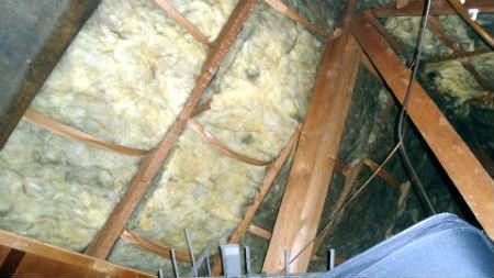 Warm Roof Insulation