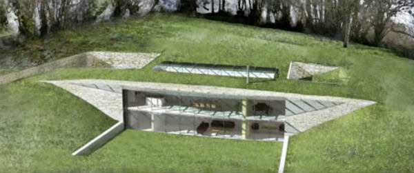 Earth Sheltered Home Design