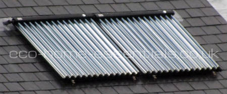 solar heating syste