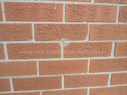 Cavity Wall Insulation Drill Holes