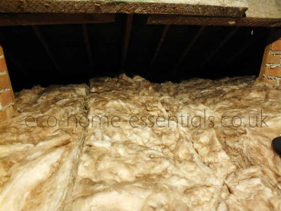 Cavity wall insulation problems for Blown in mineral wool insulation