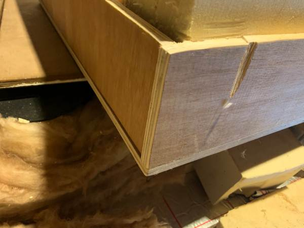 Attic Hatch Sides