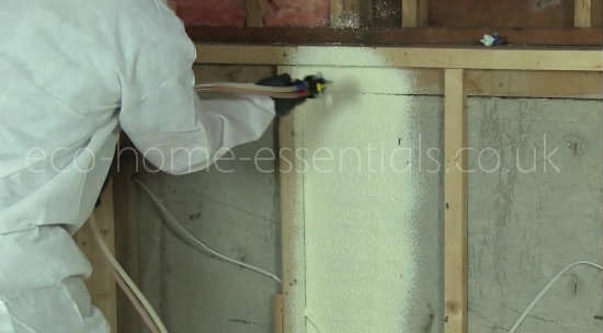 Are DIY spray foam insulation kits a viable option?