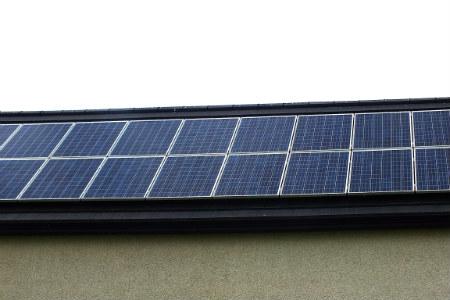 Free solar panels