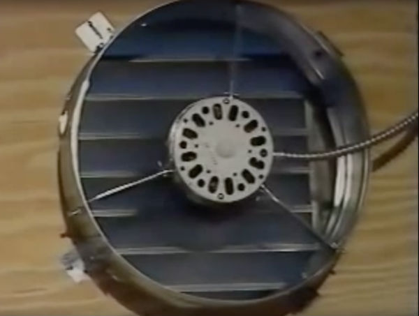 Attic Ventilation Fan