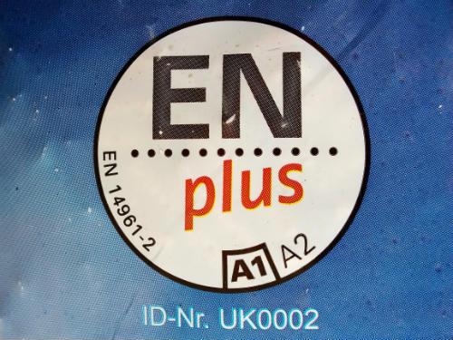 EN Plus Wood Pellet Logo