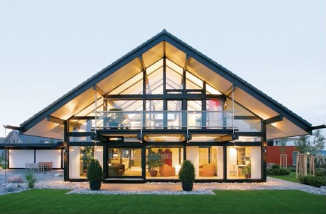 A well built passive house will require no additional heating source.