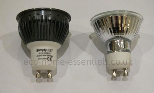 LED light bulb comparison