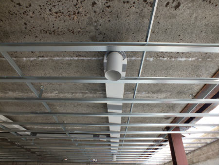 Heat Recovery Ducts Fitted