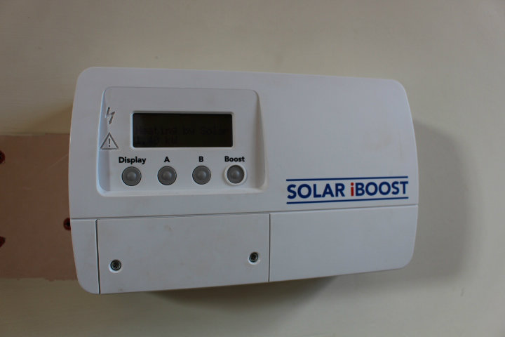Using Solar Panels to Heat Domestic Hot Water