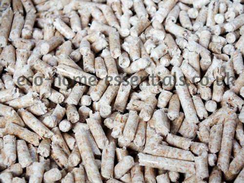 EN Plus A1 Wood Pellets