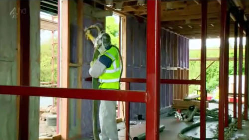 Container Home Insulation