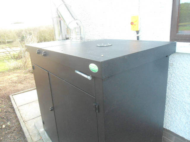 Trianco Wood Pellet Boiler £35.99 per month.