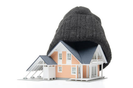 Insulating an Old or Existing House