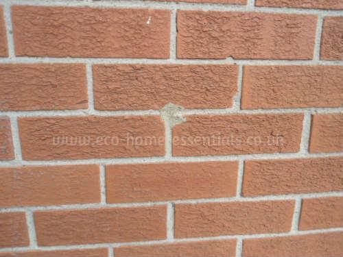 Cavity Wall Insulation Drill Holes