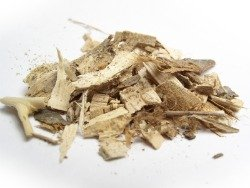 Biomass wood chip
